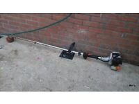 PETROL STRIMMER STRIGHT BAR VERY POWERFULL £65.00 NO OFFERS CAN DELIVER
