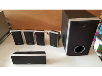 Sony speaker system for home cinema system, Great condition £50 ono