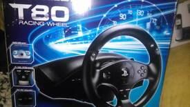 Ps3/4 steering wheel