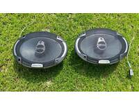 Alpine 6×9 350w speakers