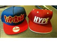 Snapback baseball cap hat