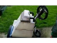Numatic taski Floor scrubber dryer floor cleaning machine buffer polisher free delivery