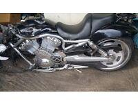 Harley Davidson V Rod V700Rod reg 2007