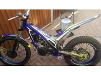 SHERCO FACTORY ST 300 2016.BARGAIN NEED IT GONE £3300