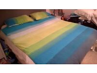 Double Duvet Cover and 2 Pillow Cases (x2)