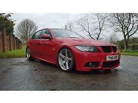 BMW 320d M3 kitted