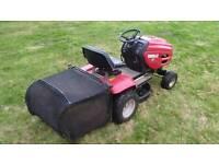 Ride on lawn mower mtd 640