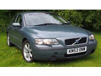 Volvo S60 2.4 TD D5 S 4dr