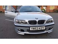 BMW 320D M SPORT for sale or swap