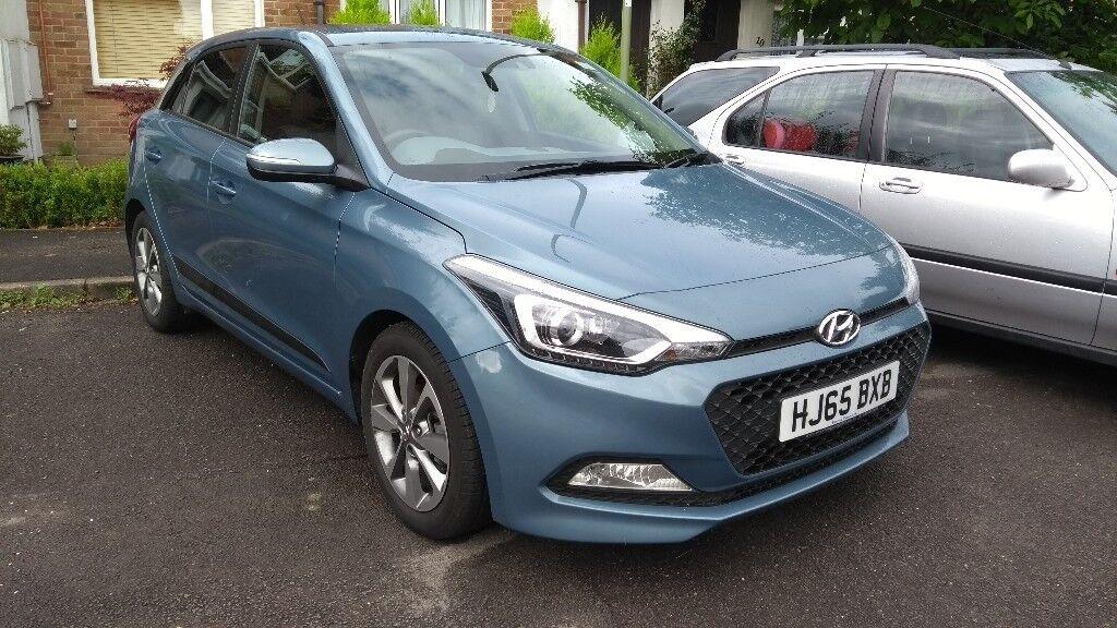 PRICE DROP 2015 Hyundai I20 Premium Blue Drive