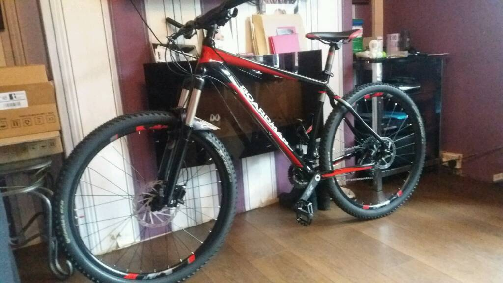 Boardman comp x7 2016 mountain bike mint condition rrp 800