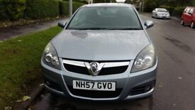 Vauxhall vectra sri 1.8 petrol