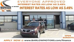 2011 Kia Sorento LX V6 (APPLY NOW DRIVE NOW)
