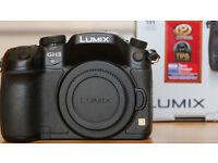 Panasonic Lumix DMC-GH3 (Body Only)