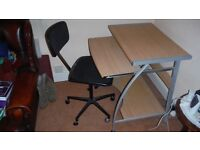 Computer Desk for sale, cash on collection, chair not included.