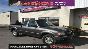 2011 Ford Ranger Sport GREAT MIDSIZE TRUCK