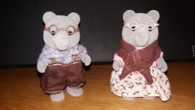 Sylvanian Families Bear Grandparents