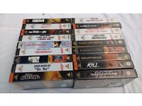 RETRO VHS Videos for all you James Bond fans