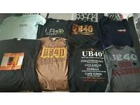 Ub40 tshirts