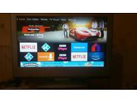 """VISTRON 32"""" HD TV WITH FREVIEW"""