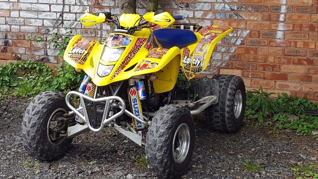 Suzuki Ltr  Reverse