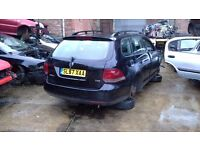 VW Golf Estate breaking for parts