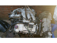 JAGUAR S TYPE 3.0 V6 ENGINE PETROL LPG CONVERTED ENGINE