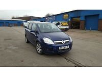Vauxhall Zafira CDTi Design 7 Seater Long MOT Starts And Drives New Bargin Price