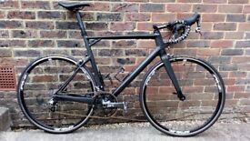 Full Carbon Road Bike, 10 speed groupset, fully serviced with new wheels and tyres, great conditions