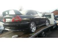 mitsubishi evo 4 just in breaking