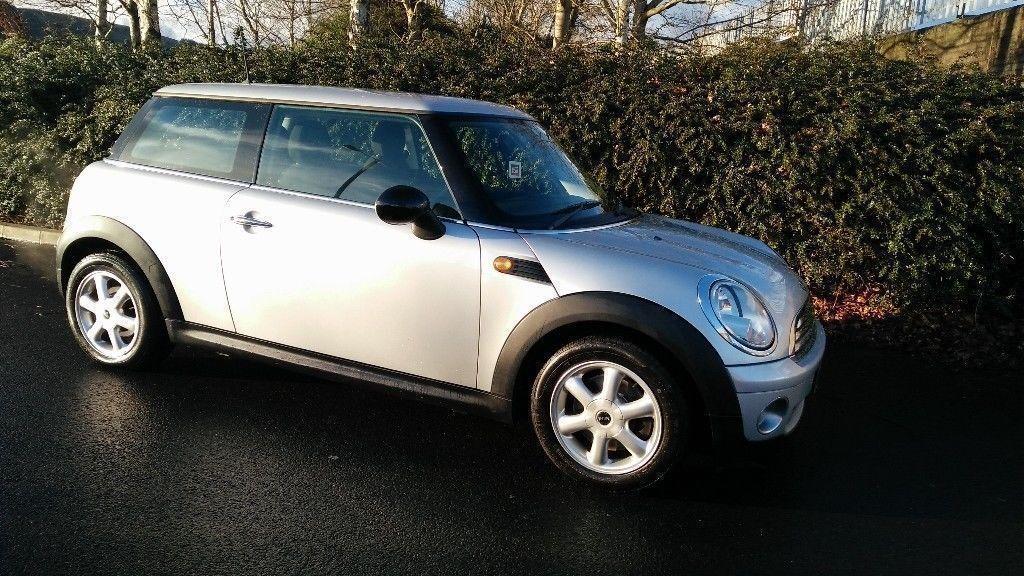 2008 Mini One 14 Only 51k Miles Full Year Mot Low Insurance