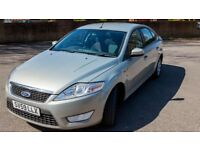 Ford Mondeo 2.0 Diesel ZETEC TDCi 140 bhp 2009 6 Speed Silver Manual 134 000 miles