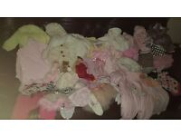 Baby Clothes Girls 0-3 Months