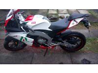 Aprilia rs4 50 for sale
