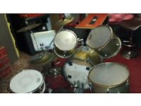 drumkit fully £35 loaded . pads included
