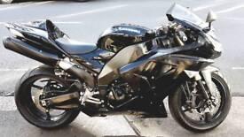 Kawasaki ninja zx10r 2007