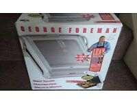 George Foreman's Lean, Mean Grilling Machine