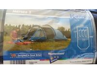 Mersea 3 tent