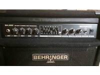 Behringer BXL3000 Ultrabass Bass Amp