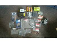 Job lot motorcycle / car spares