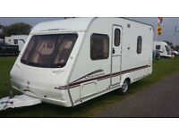 2006 FIXED DOUBLE BED MODEL 4 BERTH. SWIFT CHARISMA.1 OWNER.CRIS REGISTRATION. EXCELLENT CONDITION