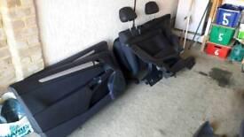 Astra MK5 SXi Interior 3 door