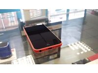(with Receipt) Apple iPhone 5C 8GB - Pink/Orange - on EE / Virgin