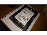 Fujitsu CA06560-B100 MAX3036NC 36GB U320 15K (80-pin) SCA SCSI Hard Disk Drive