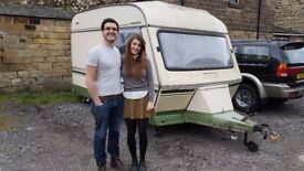 Caravan £550 ONO