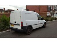 2003/03 Reg Vauxhall Combo 1.7 DI (Diesel) VAN - No VAT - White - FSH - Last Owner 5 Years -