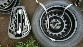 Spare Tyre VW Up! 2012