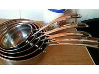 Saucepans for sale
