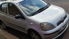 Toyota Yasir (2001) 1.3 CC Petrol