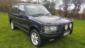 1997 Range Rover P38 4.6 HSE Auto